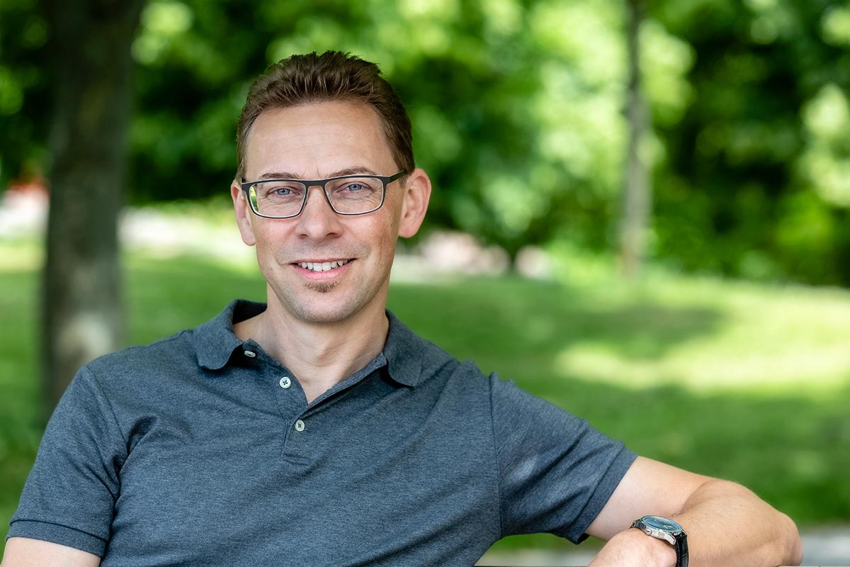 Die Weitermacher – Andreas Weigel
