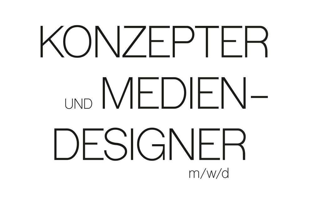 Konzepter und Mediendesigner (m/w/d) | spannende Aufgaben für mutige Mitstreiter bei den ATEMRÄUBERN | Festanstellung in Voll- oder Teilzeit | Homeoffice
