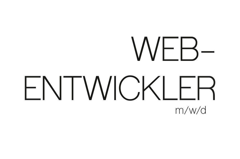 Webentwickler (m/w/d) | spannende Aufgaben für mutige Mitstreiter bei den ATEMRÄUBERN